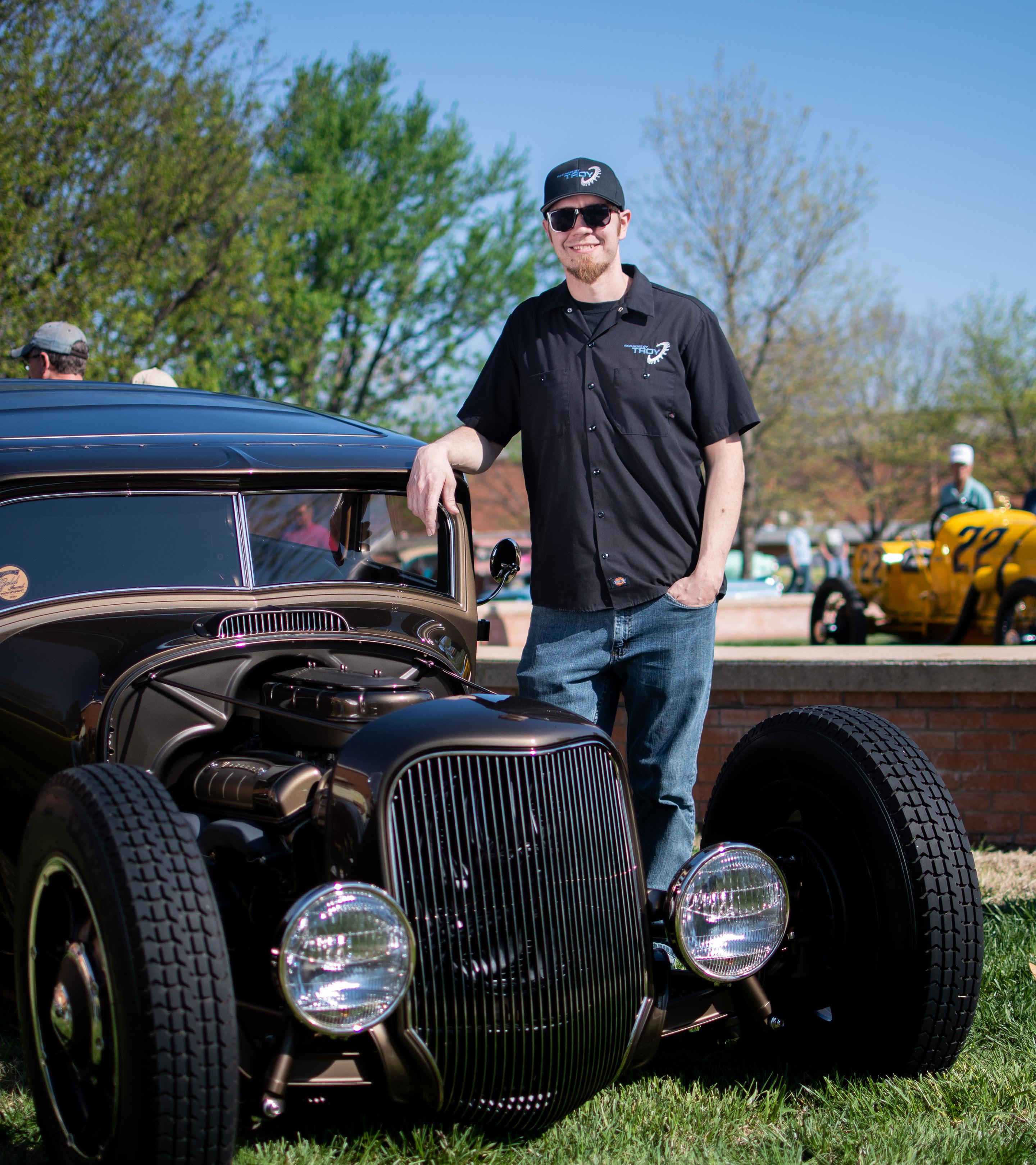 Auto Restoration Mcpherson College